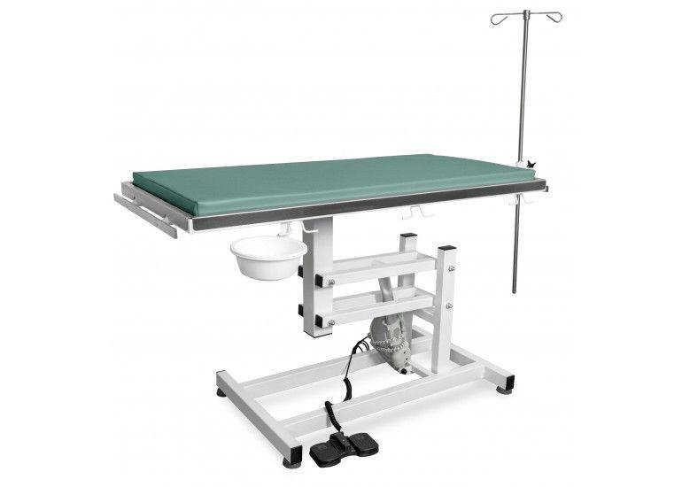Stół weterynaryjny, zabiegowy J-VET 1 E