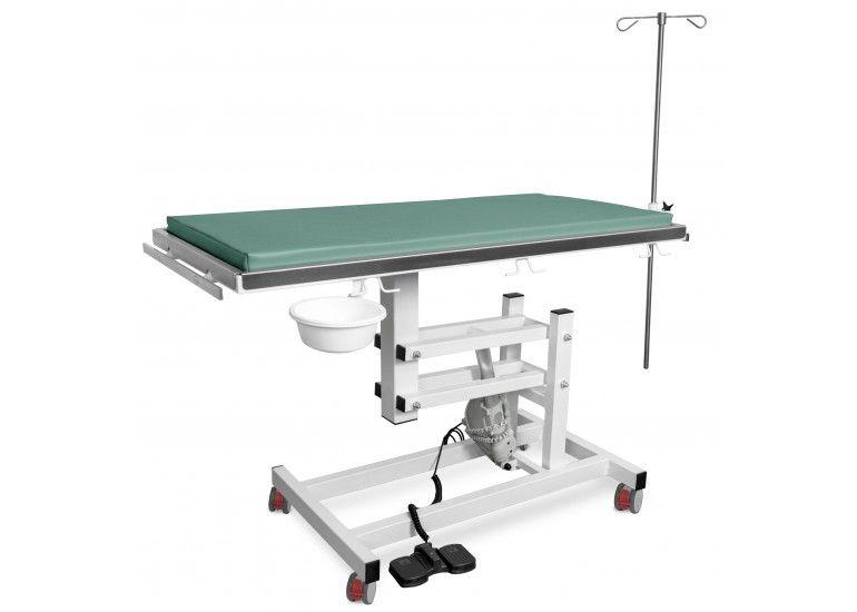Stół weterynaryjny, zabiegowy J-VET 1 E K