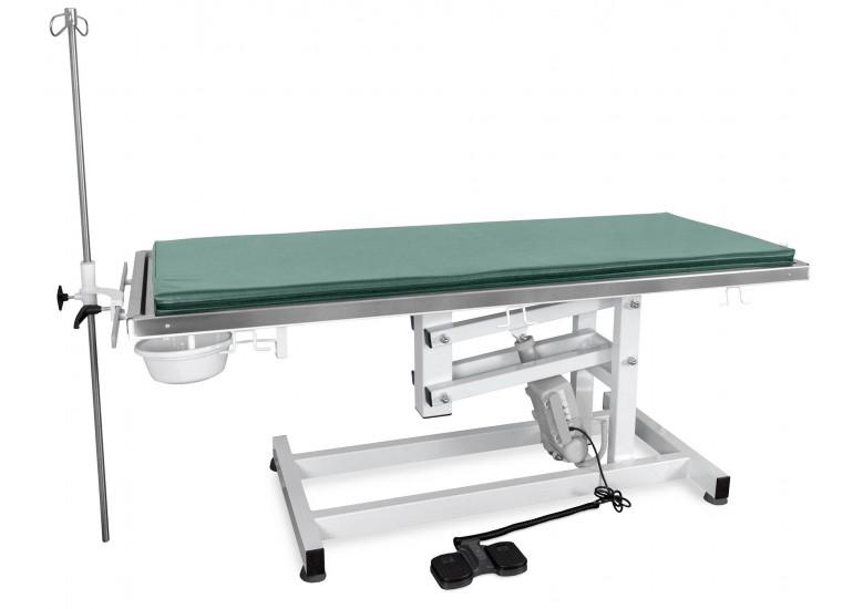 Stół weterynaryjny, zabiegowy J-VET 1 MAX E