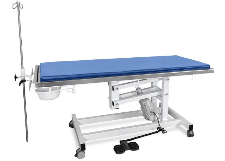 Stół weterynaryjny, zabiegowy J-VET 1 MAX E K