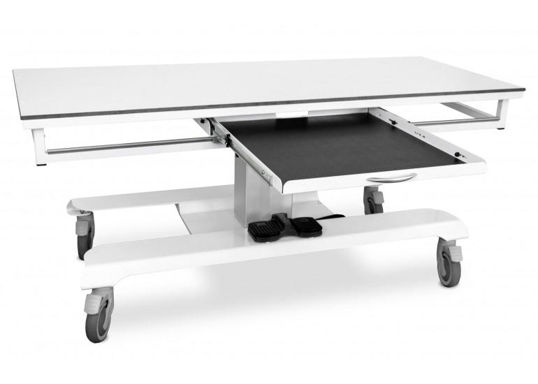 Stół weterynaryjny do RTG URSO XR-SLIDE (160x65 cm)