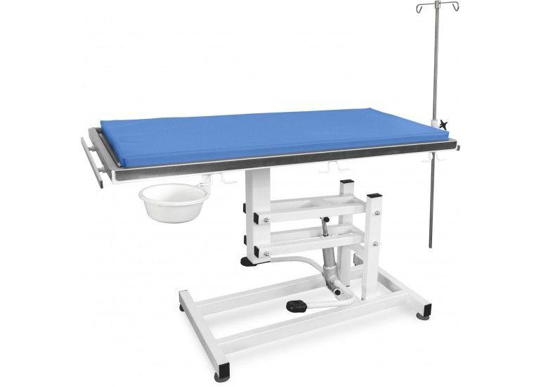 Stół weterynaryjny, zabiegowy J-VET 1 H, Kolor 5