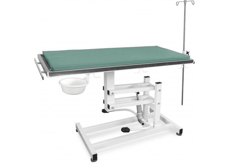 Stół weterynaryjny, zabiegowy J-VET 1 H, Kolor 4
