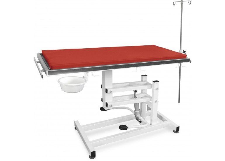Stół weterynaryjny, zabiegowy J-VET 1 H, Kolor 13