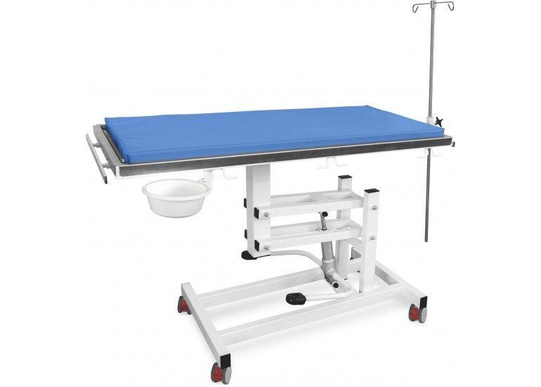 Stół weterynaryjny, zabiegowy J-VET 1 H K, Kolor 5