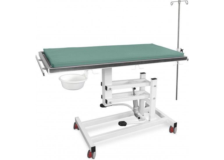 Stół weterynaryjny, zabiegowy J-VET 1 H K, Kolor 4