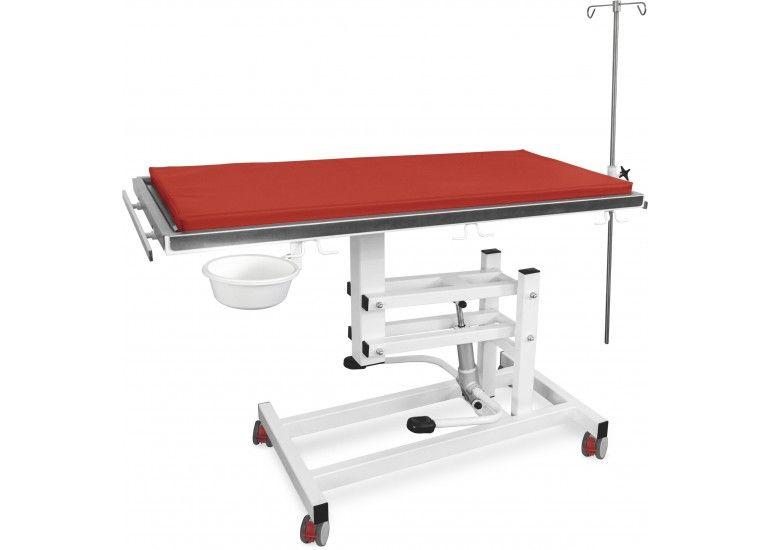 Stół weterynaryjny, zabiegowy J-VET 1 H K, Kolor 13